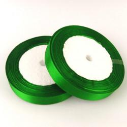 Ruban Satin Vert 25mm ( Au Mètre) MC0325008