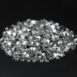 500 Strass 2mm Argenté crystal a coller MC0920001