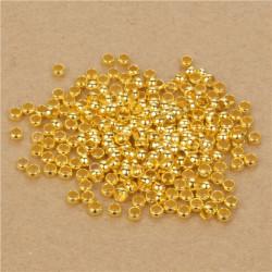 Perles à Écraser 3mm Doré MC0103018-18