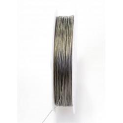 5m Fil Aluminium 0.5mm Souple Couleurs au Choix, Tiger Tail MC0205500-511