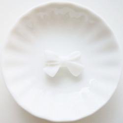 Perle en Silicone Noeud Papillon 27mm x 17mm MC1200047