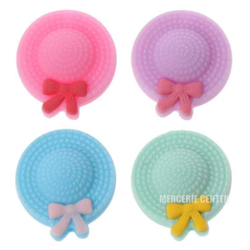 Perle Silicone Mini Chapeau 25mm