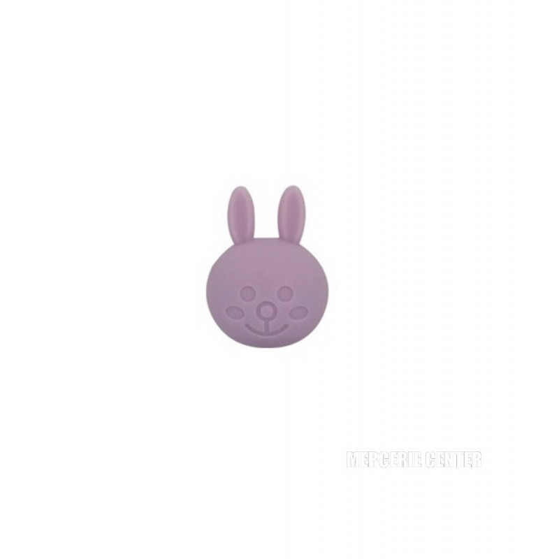 Perle Silicone Lapin 31mm x 23mm