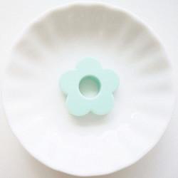 Perle Silicone Fleur 27mm MC1200058